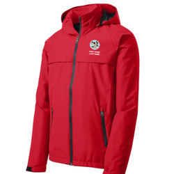 J333 - T122E001 - EMB - Waterproof Jacket