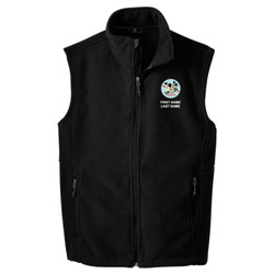 F219 - T122E001 - EMB - Fleece Vest